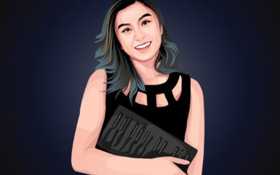 47. Senaida Ng | Managing Life as an International Student, Startup Founder, Musician and Content Creator